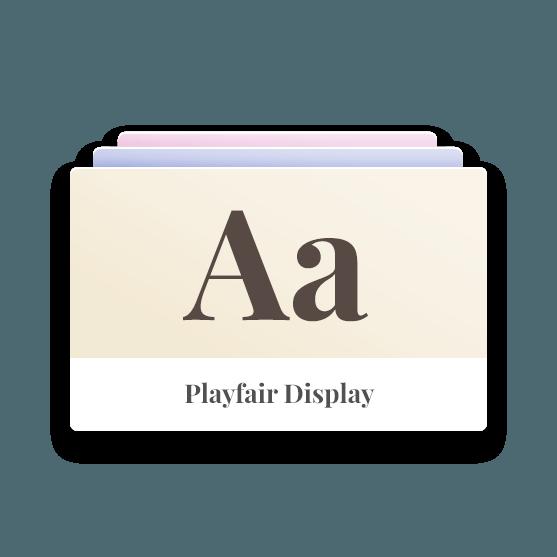 Rare WordPress Theme Fonts